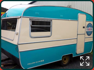 Caravan Livery for Streateatery